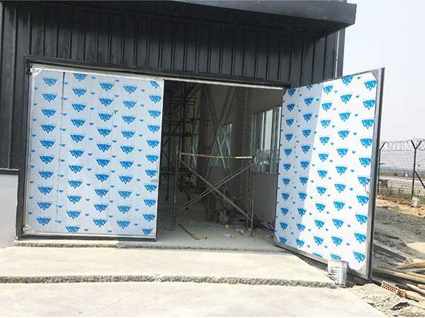 钢制工业平开门
