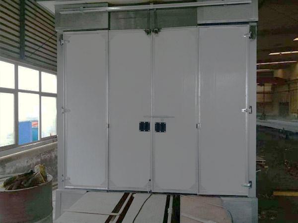 轻型工业折叠门