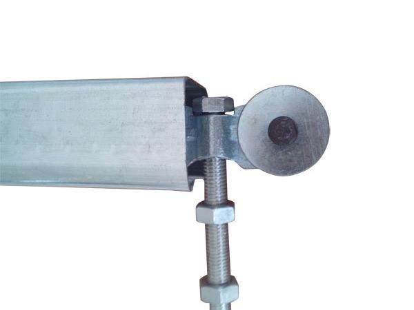 工业门450型样品图